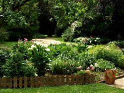 Jardin Gîte