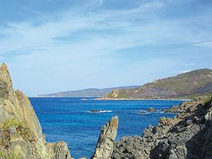 Corse, Aléria, Séjour Mer