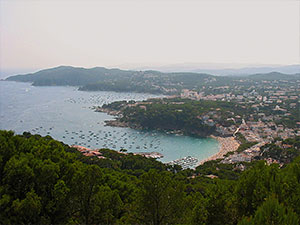 Espagne, Palafrugell, Séjour Étranger