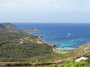 Corse, Solaro, Séjour Mer