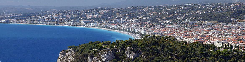 Côte d'Azur, Saint-Jeannet, Séjour Mer