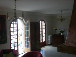 Salon Gîte