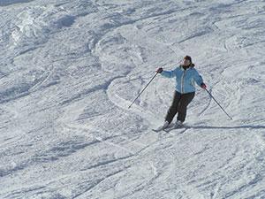 Ski de descente Jura