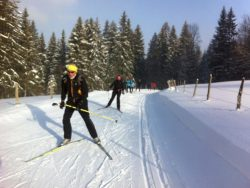 Ski dans le Jura